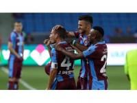 Dostluk Maçının Galibi Trabzonspor