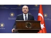 Çavuşoğlu Asean'ın Ankara Büyükelçileri İle Buluştu