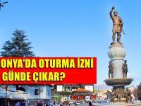 Makedonya'da oturma izni kaç günde çıkar?