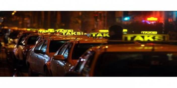 Antalya'da Taksiler İçin Plaka Sınırlaması Uygulanmaya Başlandı