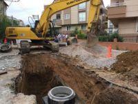 Kocaeli, Darıca'da Beton Büzün Altında Kalan İşçi Sıddık Baybars Kurtarılamadı