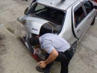 Karabük'te Otomobil ve Pikap Çarpıştı: 4 Yaralı