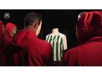 Konyaspor'un 'La Casa De Papel'li Forma Tanıtımı