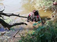 Balıkesir, Kepsut'ta Bir Kişi Balık Tutmak İçin Girdiği Derede Kayboldu (Cemal Çakmak)