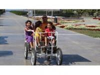 İstanbullu 'Aile Bisikleti'ni Beğendi