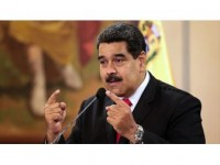Kalın Ve Altun'dan Maduro'ya Destek Mesajı
