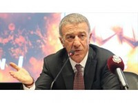 Trabzonspor Başkanı Ağaoğlu: Trabzonspor Bir Adım Dahi Geri Atmayacaktır