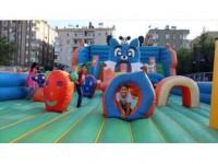 Belediyeden Mardinli Çocuklar İçin 'Eğlence Parkı'