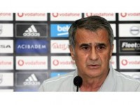 Beşiktaş Teknik Direktörü Güneş: İlk Maçta Gol Yemeden Kazanmak Bir Avantajdır
