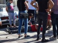 Malatya'da Motosiklet Otomobile Çarptı: 3 Yaralı