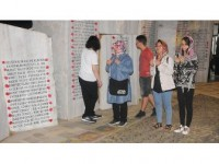 Marmara Depremi'nin 19. Yılında Hayatını Kaybedenler Anıldı