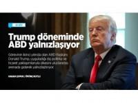 Trump Döneminde Abd Yalnızlaşıyor