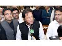 Pakistan'da İmran Han Yemin Ederek Görevine Başladı