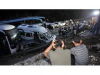 Bayram Tatilinin İlk Gününde Trafik Kazaları 19 Can Aldı