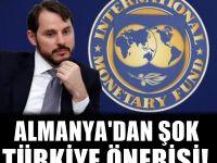 """""""Almanya'dan Türkiye'ye IMF tavsiyesi"""""""