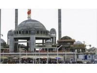 Taksim Camisi'nde İnce İşçilik Ve Süsleme İşlemine Geçildi
