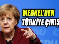 Almanya Başbakanı Merkel: Türkiye'nin ekonomik yardıma...