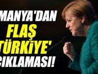 Almanya'dan Türkiye'ye son dakika desteği! Trump'u şok eden gelişme