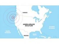 Abd'de 6,3 Büyüklüğünde Deprem