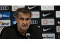Beşiktaş'ın Teknik Direktörü Güneş: Biz De Kendi Futbolumuzu Oynayıp Kazanmak İstiyoruz