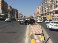 Diyarbakır-Şanlıurfa Yolunda Trafik Kazası: 2 Yaralı