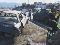 Kastamonu, Tosya'da Trafik Kazası: 2 Yaralı