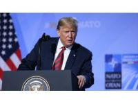 Trump'tan Suudi Arabistan Kralı'na: 'Seni Biz Koruyoruz'