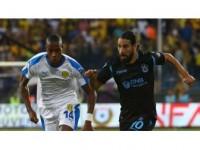 Ankaragücü İle Trabzonspor Puanları Paylaştı