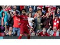 Liverpool, Salah İle Kazandı