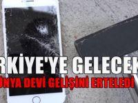 """iPhone'ların balyozla kırıldığı bir dönemde Türkiye'ye girmek doğru değil"""""""