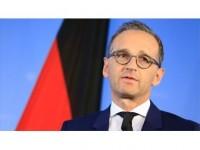Almanya Dışişleri Bakanı Maas: Abd'nin Yaptırımları Avrupa'yı Vurur