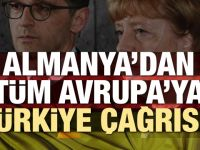 Almanya'dan Kritik Türkiye Açıklaması! Tüm Avrupa'ya duyruldu