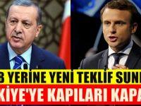 Macron: Erdoğan'ın Türkiye'si, Atatürk'ün Türkiye'si aynı değil