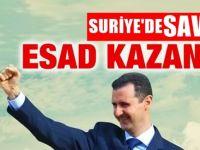 Fransa Dışişleri Bakanı: Esad savaşı kazandı