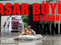 İstanbul'da büyük panik : Hasar büyük oldu
