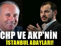 CHP ve AKP'nin İstanbul adayı için sürpriz isimler