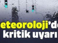 Meteorolojiden bu illerde yaşayanlara acil uyarı