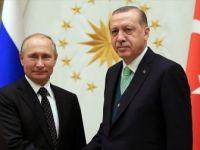 Cumhurbaşkanı Recep Tayyip Erdoğan, Rusya Devlet Başkanı Putin ile Görüşecek
