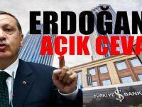 İş Bankası'ndan Erdoğan'a Hisse Cevabı