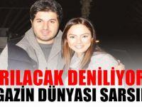 """""""Ebru Gündeş, New York'ta Rıza Sarraf'la görüştü"""""""