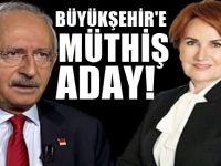 CHP, o ismi aday gösterirse İYİ Parti destekleyecek