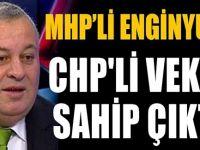 CHP'li vekile kızan Vali'ye MHP'den tepki