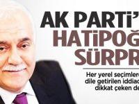 AKP'de Nihat Hatipoğlu sürprizi! Bakın nereden aday yapılacak