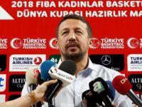 TBF Başkanı Türkoğlu: Dünya Kupası Hedefine Çok Yaklaştık