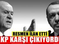 Bahçeli'den rest gibi açıklamalar: İstanbul adayı açıklaması
