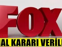 Fox TV'den sürpriz karar : Final yapıyor