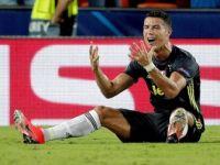 UEFA'dan Cristiano Ronaldo'ya Soruşturma