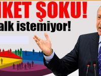 AKP'de gümbürtü kopartan anket