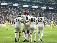 Beşiktaş'tan Avrupa Ligin'de İyi Başlangıç