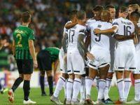 Akhisarspor İlk Avrupa Maçında Mağlup, Krasnodar 1-0 Akhisarspor